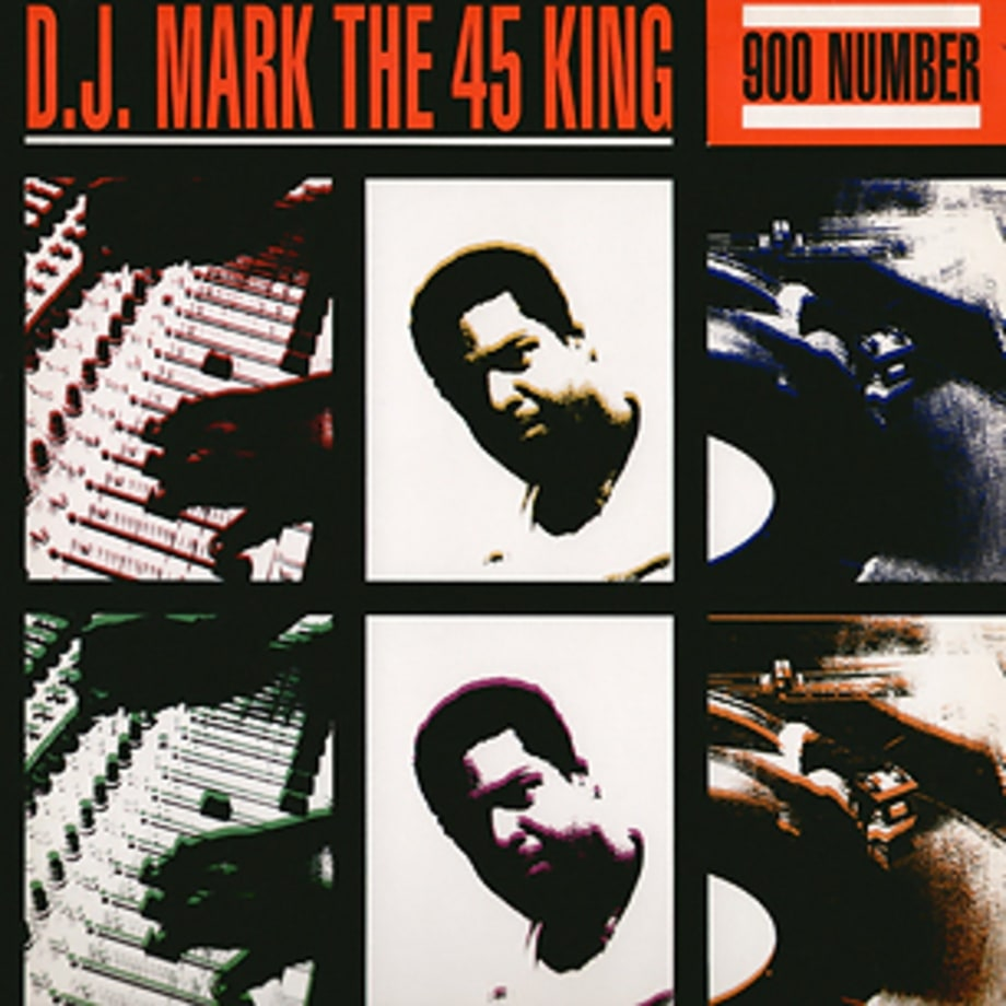 DJ Mark the 45 King,