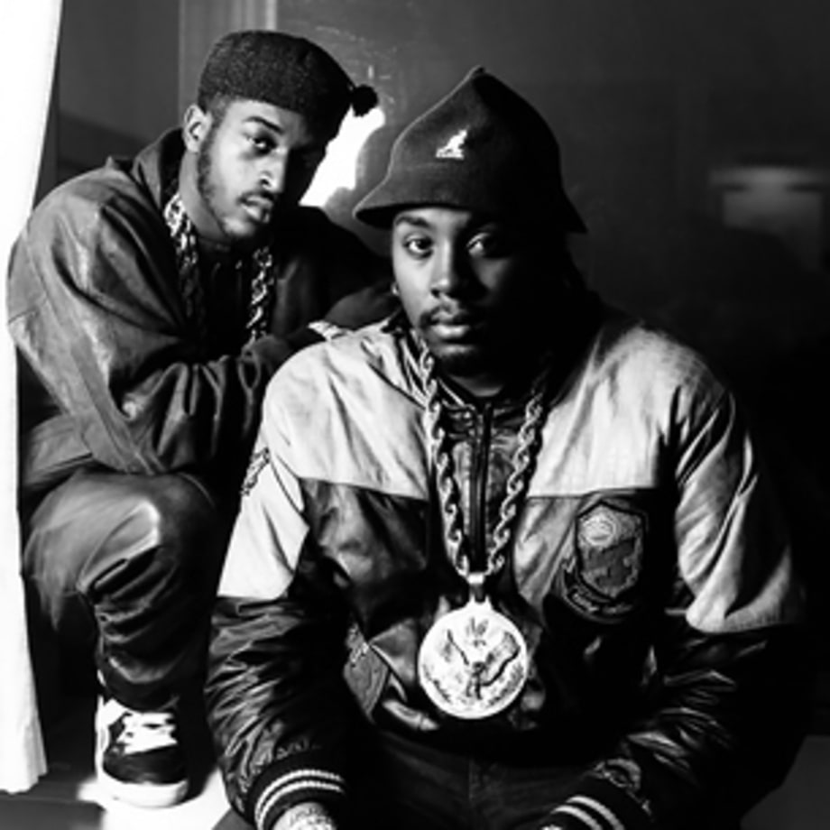 Eric B. and Rakim,