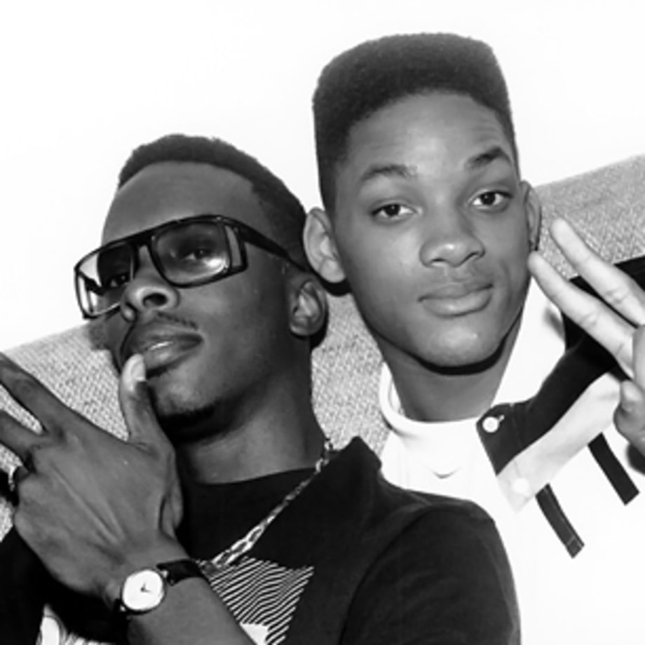 DJ Jazzy Jeff and the Fresh Prince,