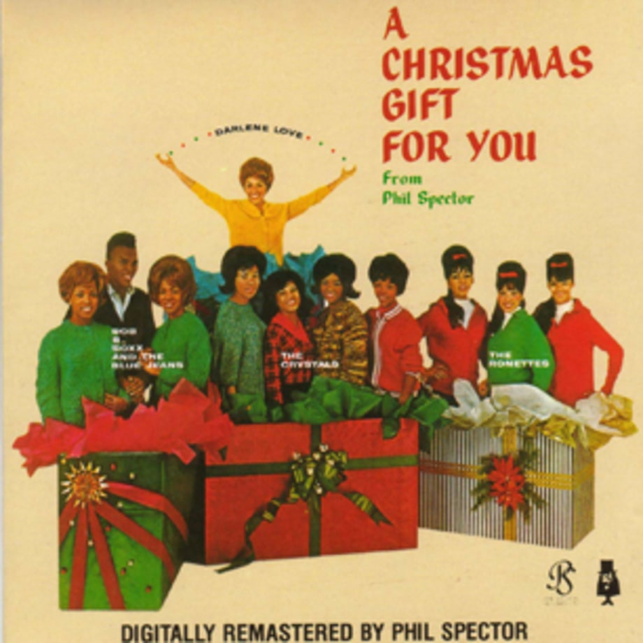 'A Christmas Gift For You From Phil Spector' (1963)