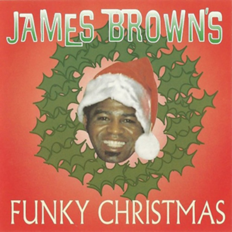 Best Christmas Movies Of All Time: James Brown, 'James Brown's Funky Christmas' (1995)