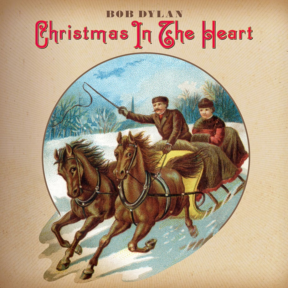 Bob Dylan, 'Christmas in the Heart' (2009)