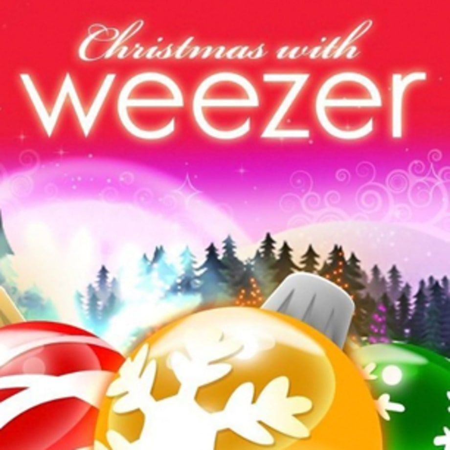 Weezer, 'A Weezer Christmas' (2008)   The 25 Greatest Christmas Albums of All Time   Rolling Stone