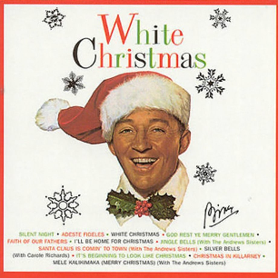 Best Christmas Movies Of All Time: Bing Crosby, 'White Christmas' (1986)