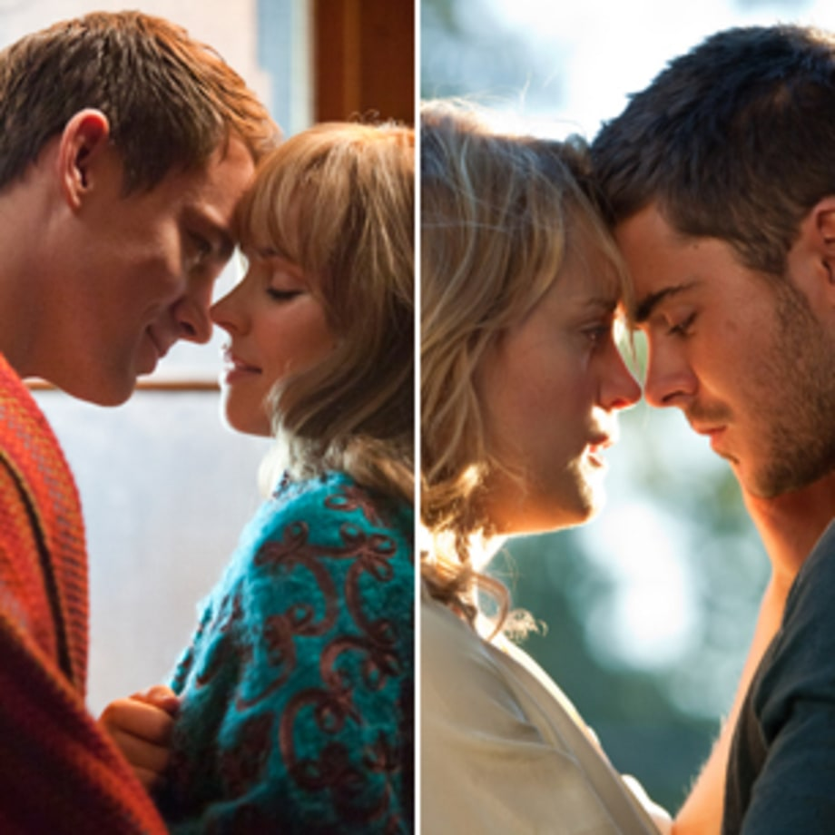 The Vow And The Lucky One The Worst Movies Of 2012