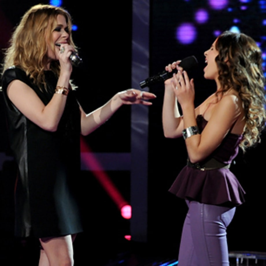 Biggest Controversy: Carly Rose Sonenclar and LeAnn Rimes