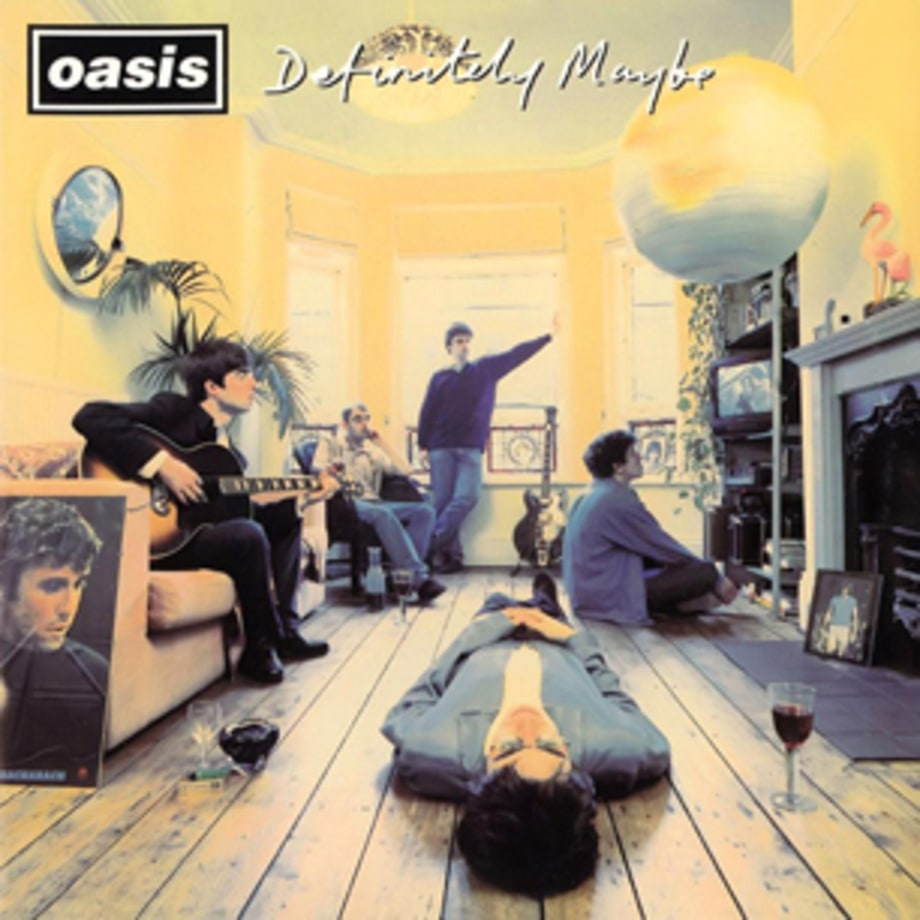 'Definitely Maybe'