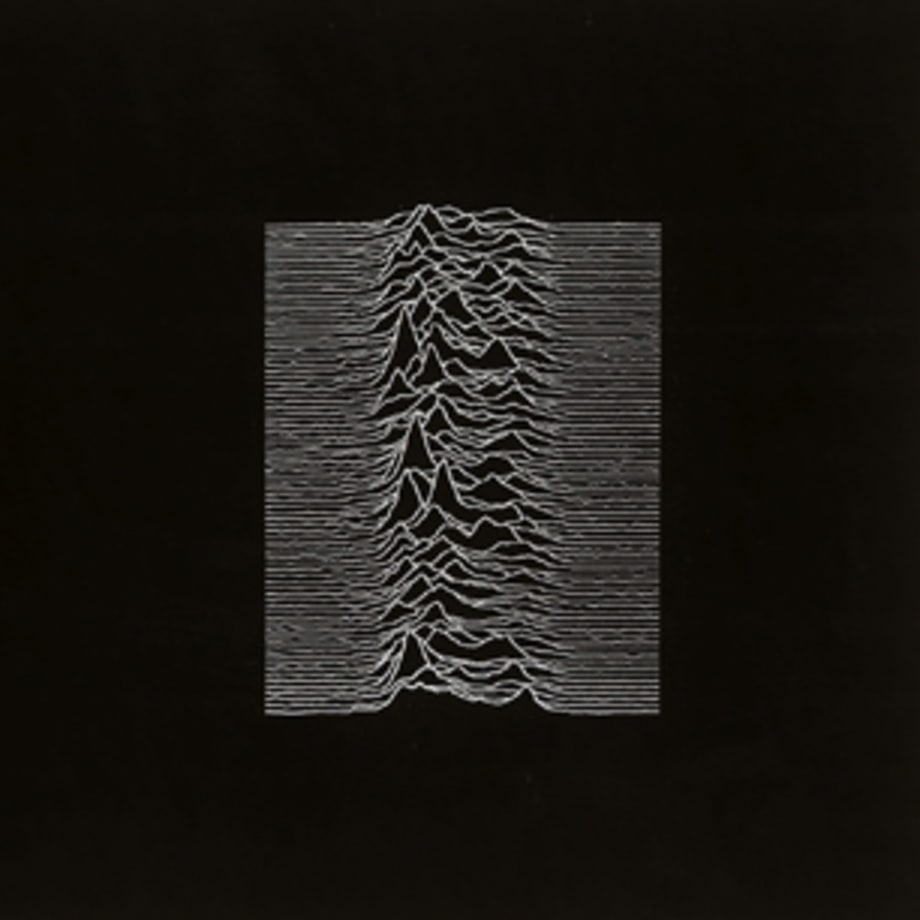 'Unknown Pleasures'