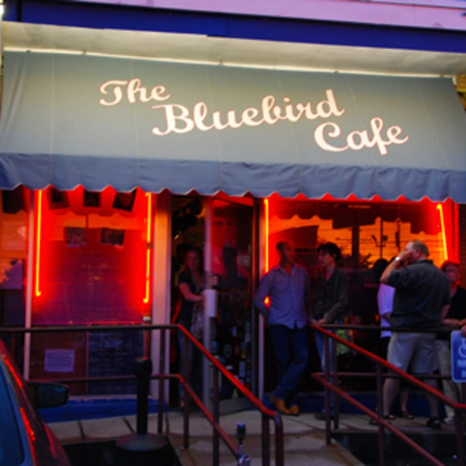 Bluebird Cafe in Nashville, Tenn.
