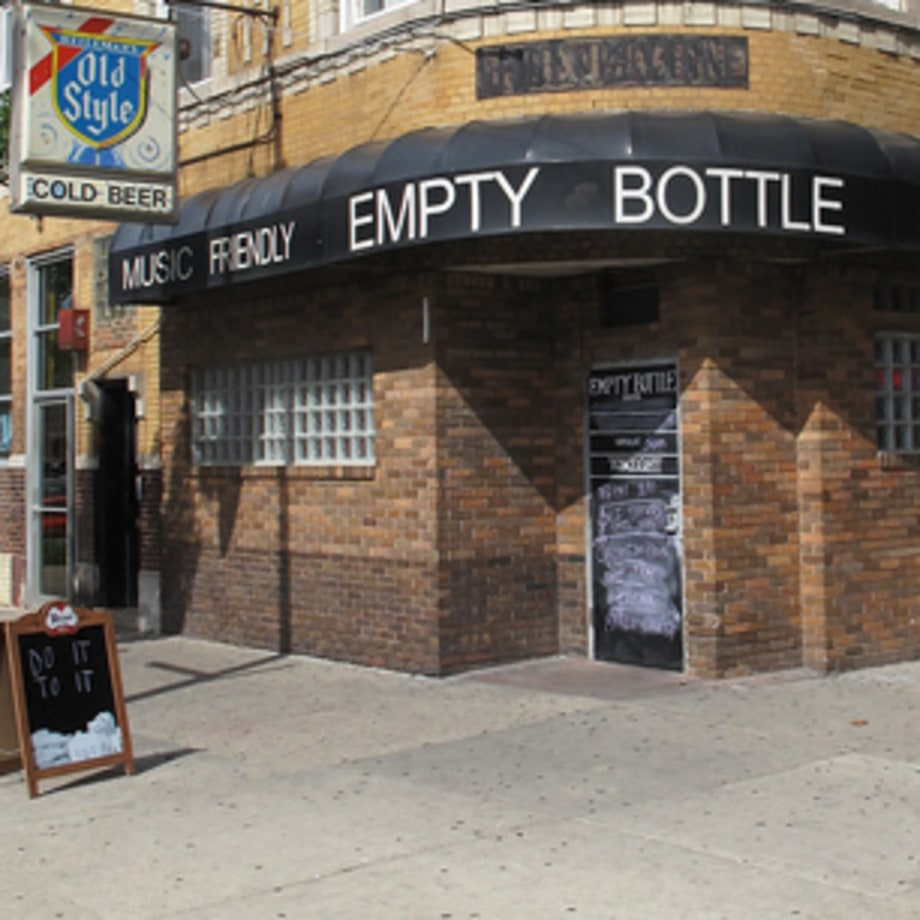 Empty Bottle in Chicago