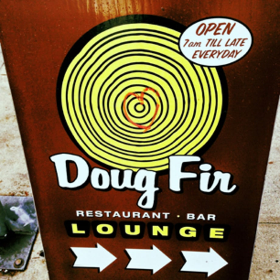 Doug Fir Lounge in Portland, Ore.