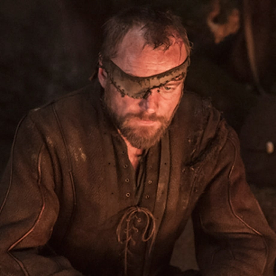 Beric Dondarrion (Richard Dormer)