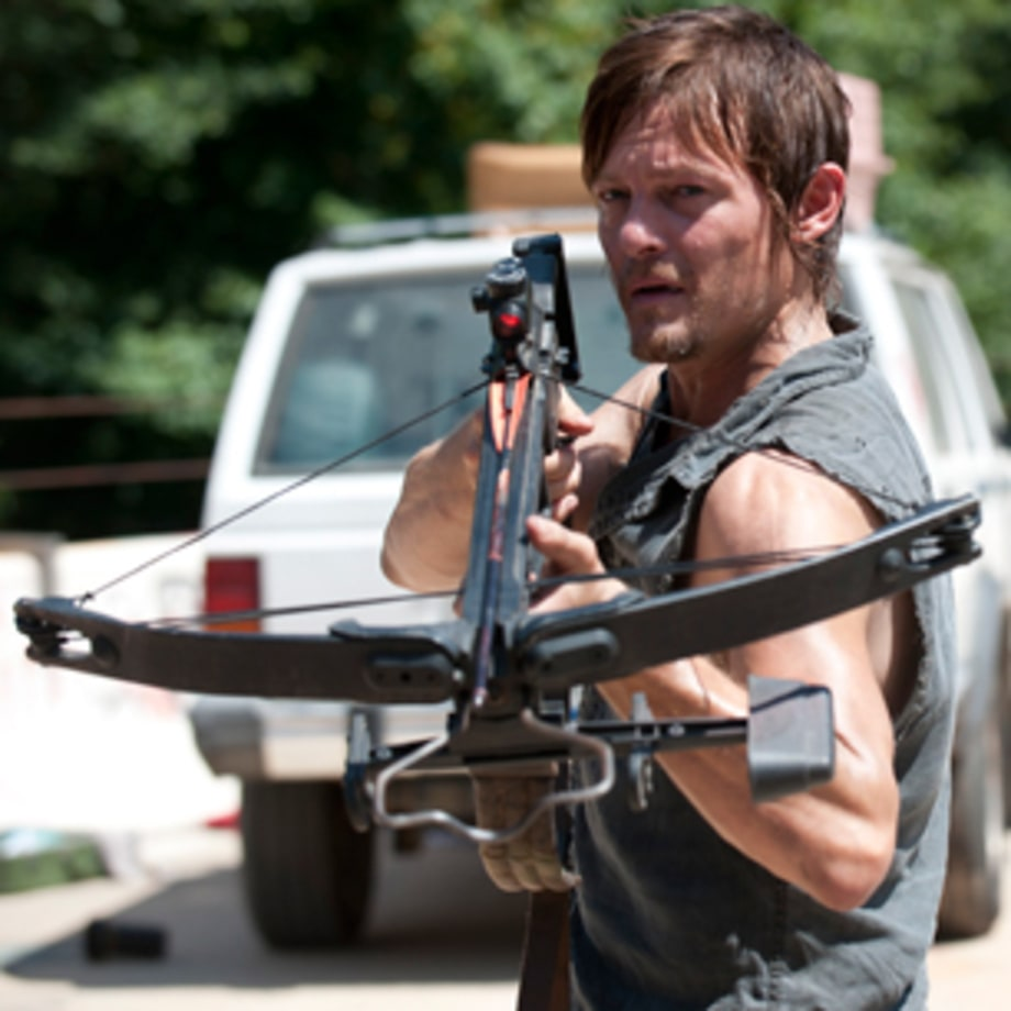 The Return of the Prodigal Daryl (Episode 10, 'Home')