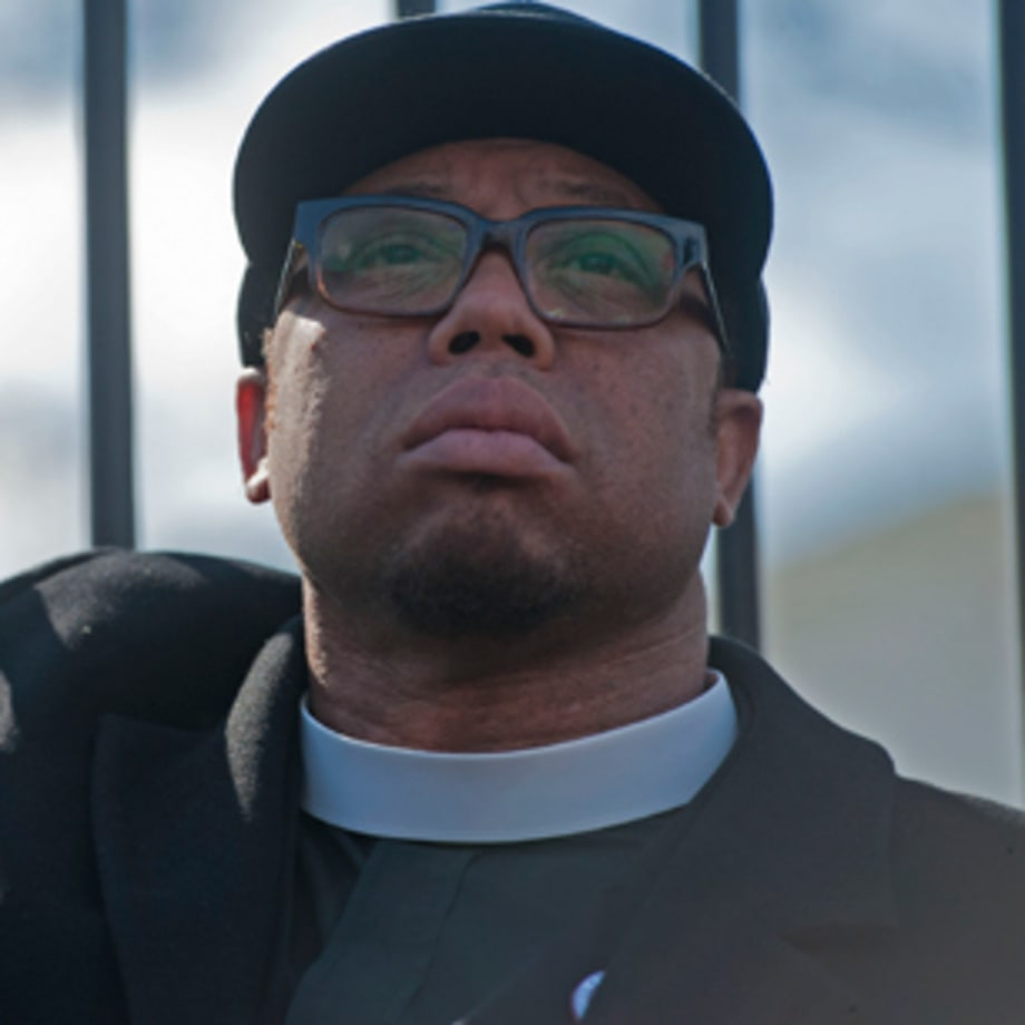 Rev. Lennox Yearwood Jr.: The Minister
