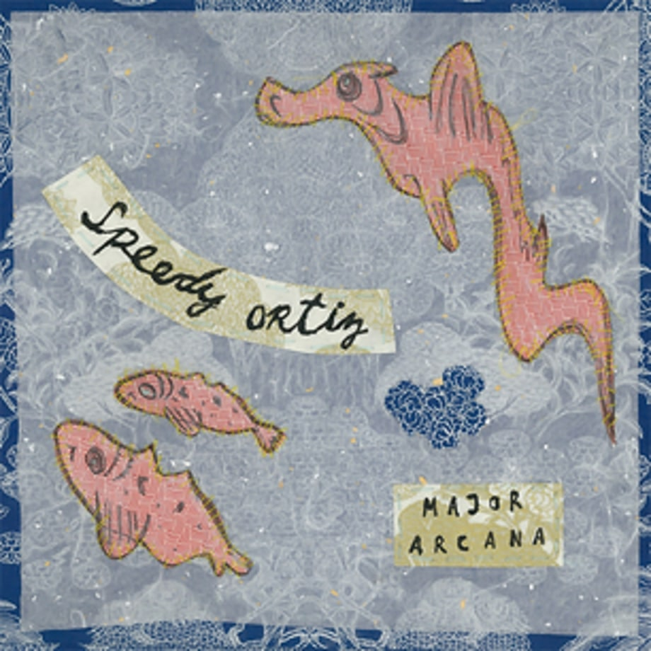 Speedy Ortiz, 'Major Arcana' (7/9)