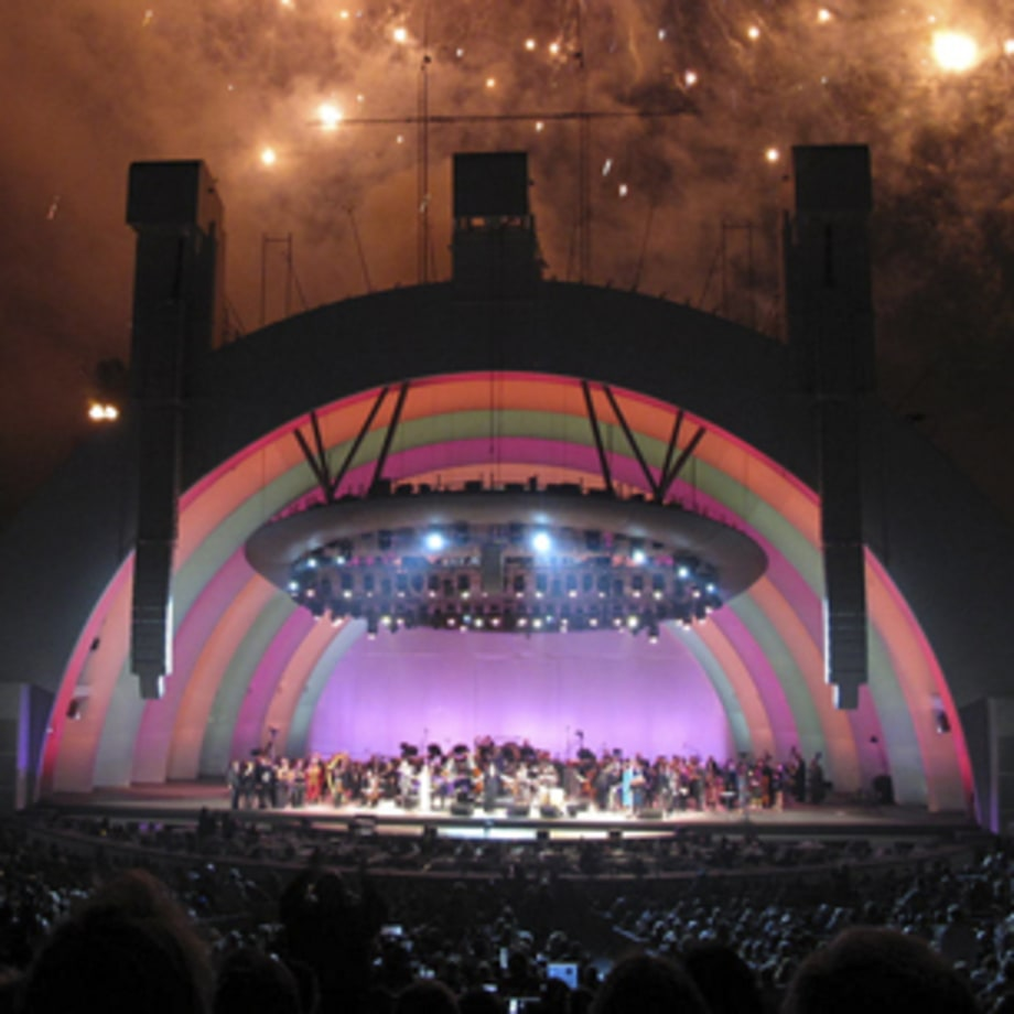 Hollywood Bowl, Los Angeles