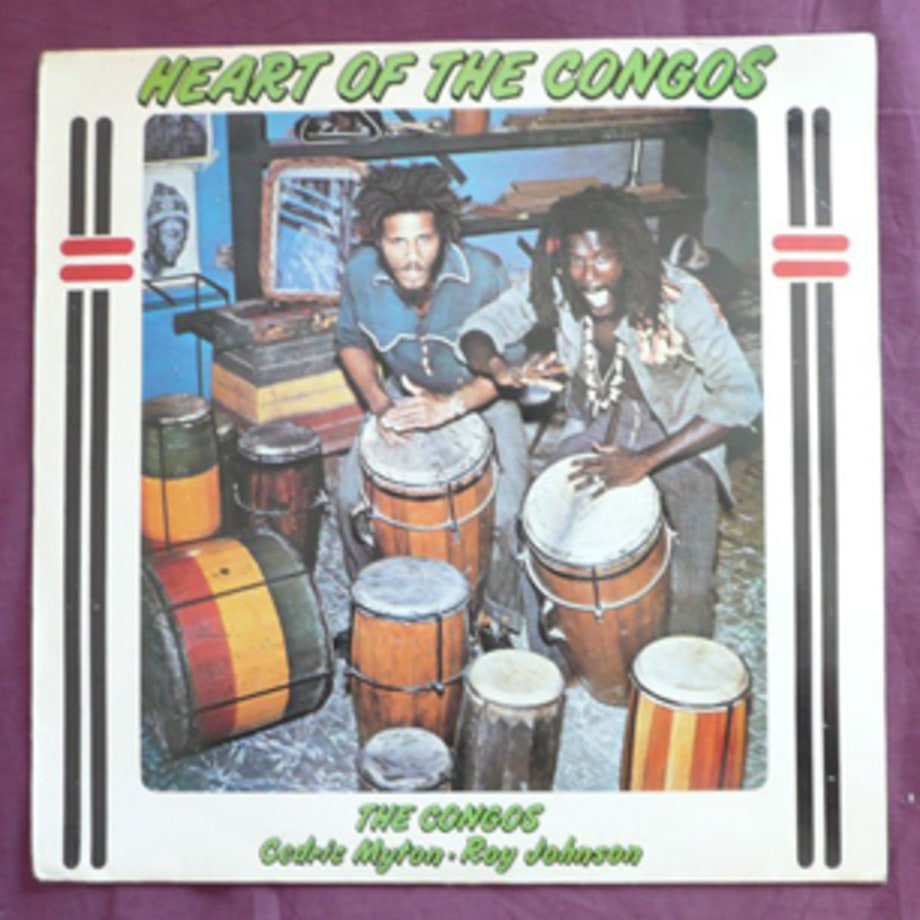 The Congos, 'Heart of the Congos'