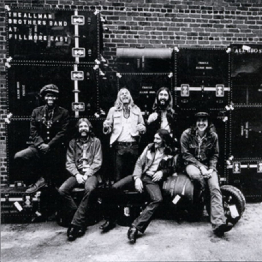 Allman Brothers Band, 'Live at Fillmore'