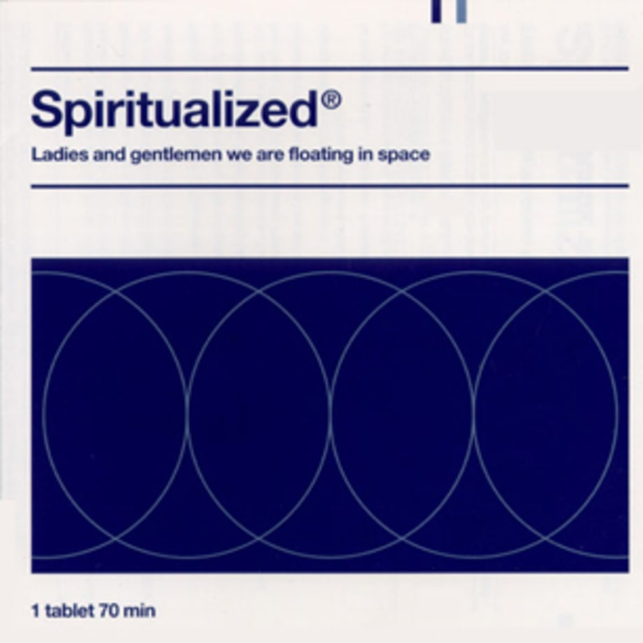 Spiritualized, 'Ladies and Gentleman We Are Floating in Space'