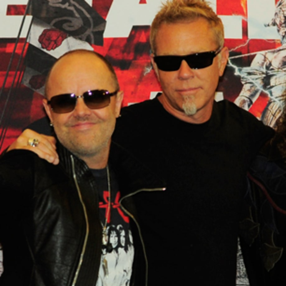 James Hetfield (August 3rd) and Lars Ulrich (December 26th)