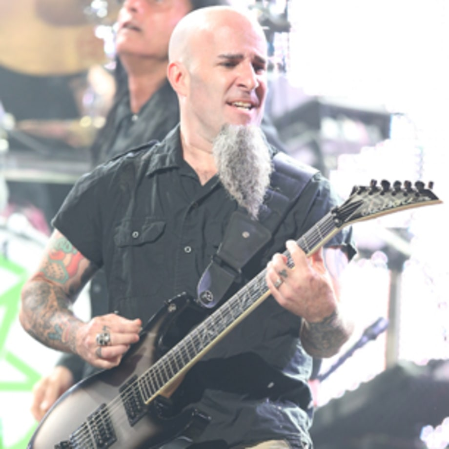 Scott Ian (December 31st)