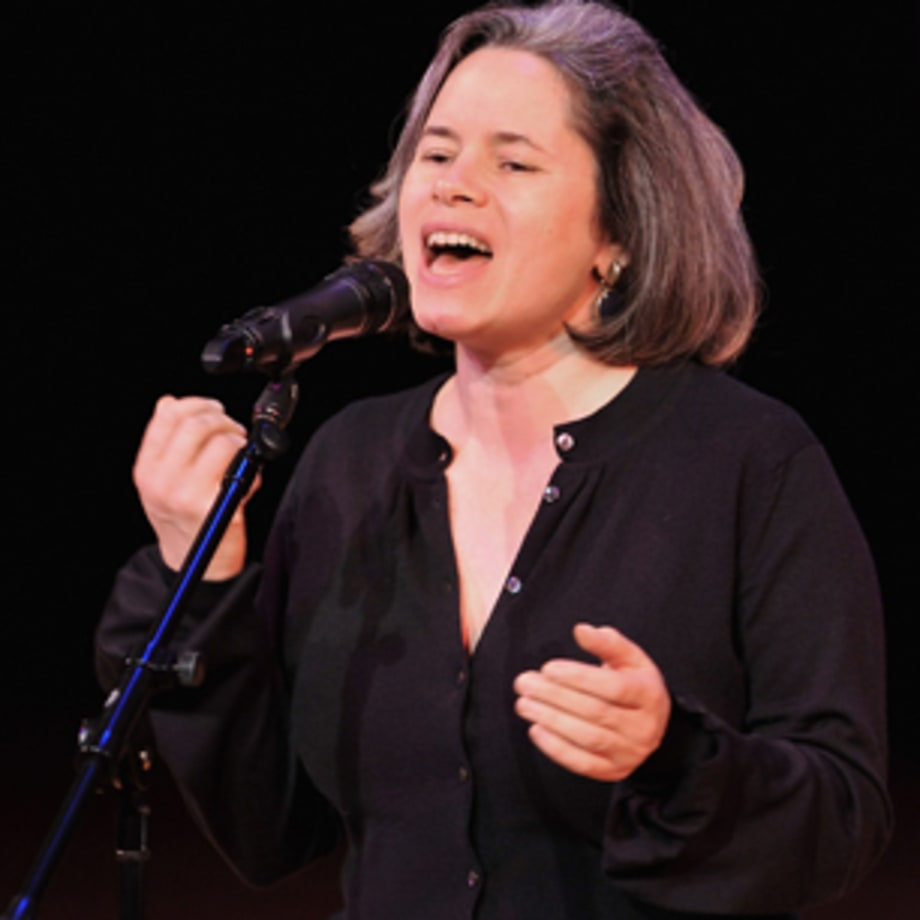 Natalie Merchant (October 26th)
