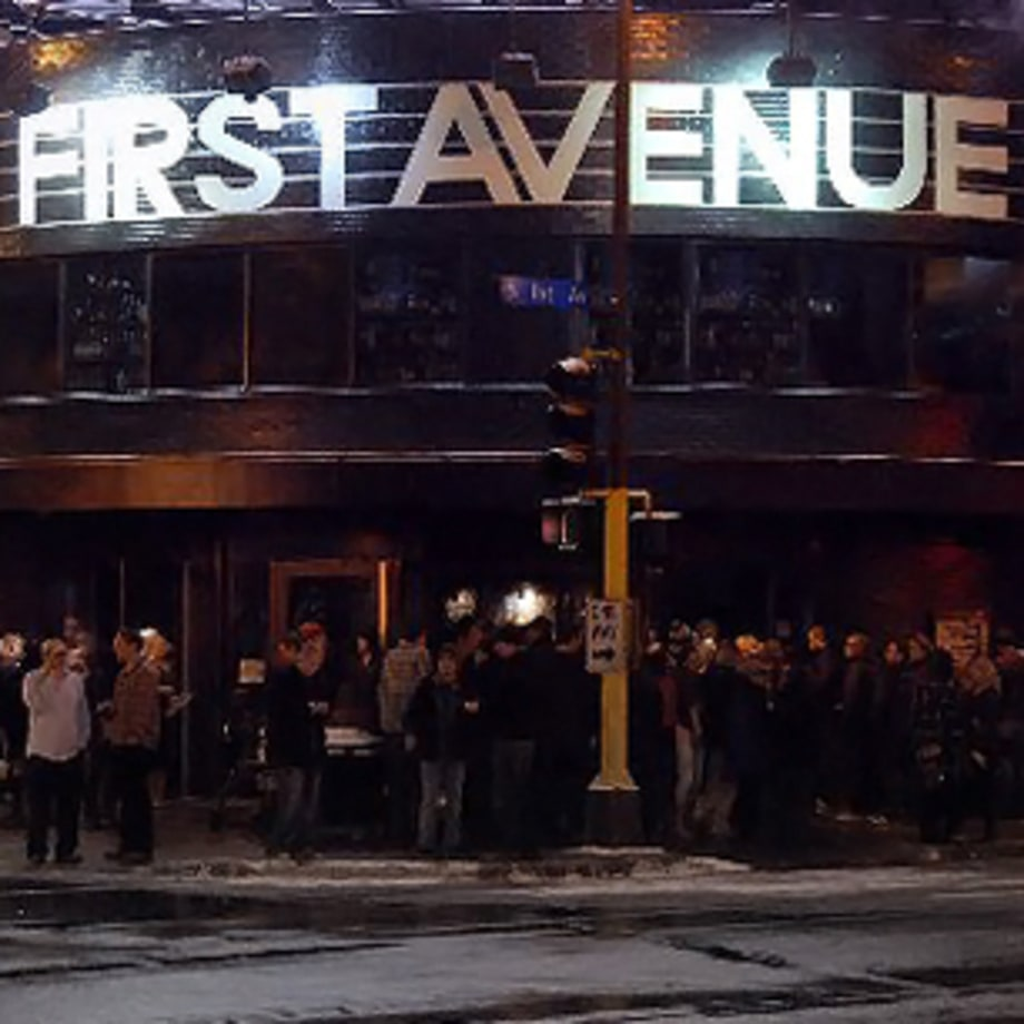 First Avenue in Minneapolis, MN