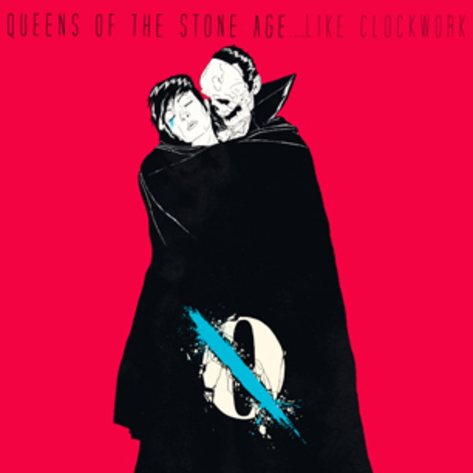 ‪Queens of the Stone Age‬, '. . . Like Clockwork'