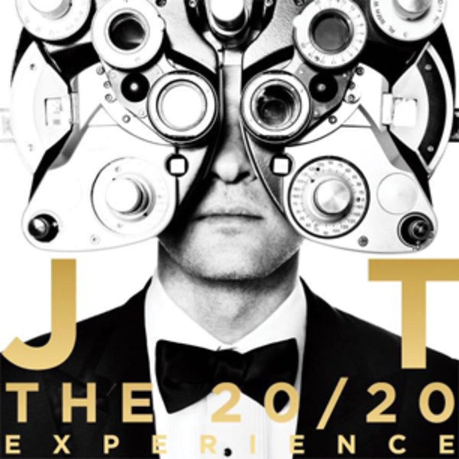 ‪Justin Timberlake‬, 'The 20/20 Experience'