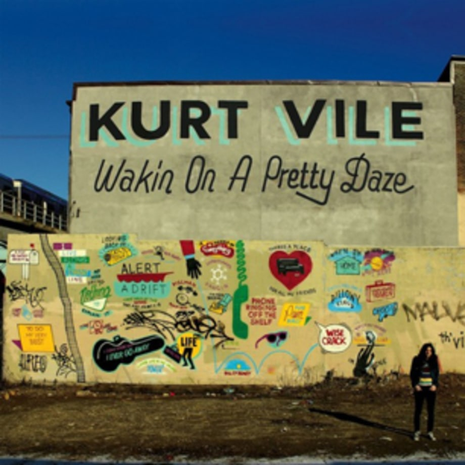 Kurt Vile, 'Wakin on a Pretty Daze'