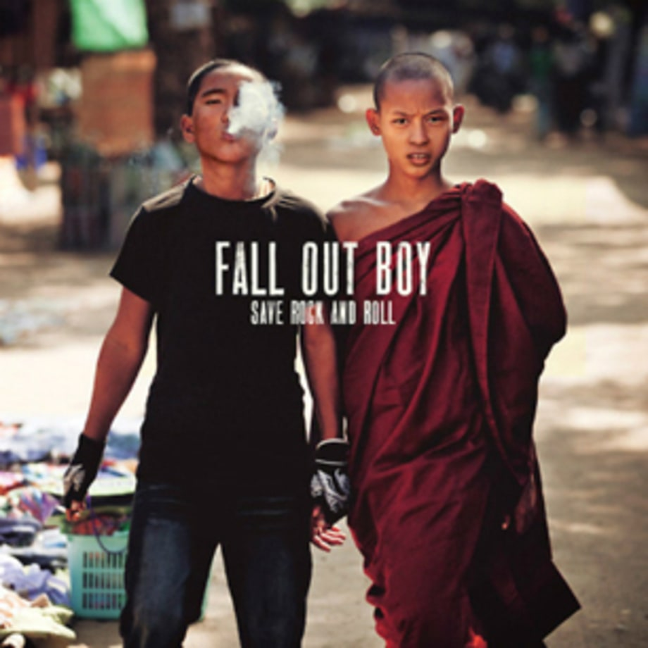 Fall Out Boy, 'Save Rock and Roll'