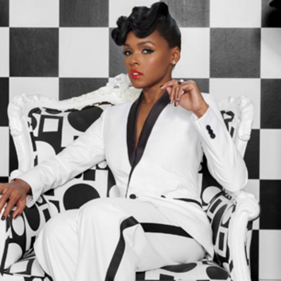Janelle Monae, 'The Electric Lady' (9/10)