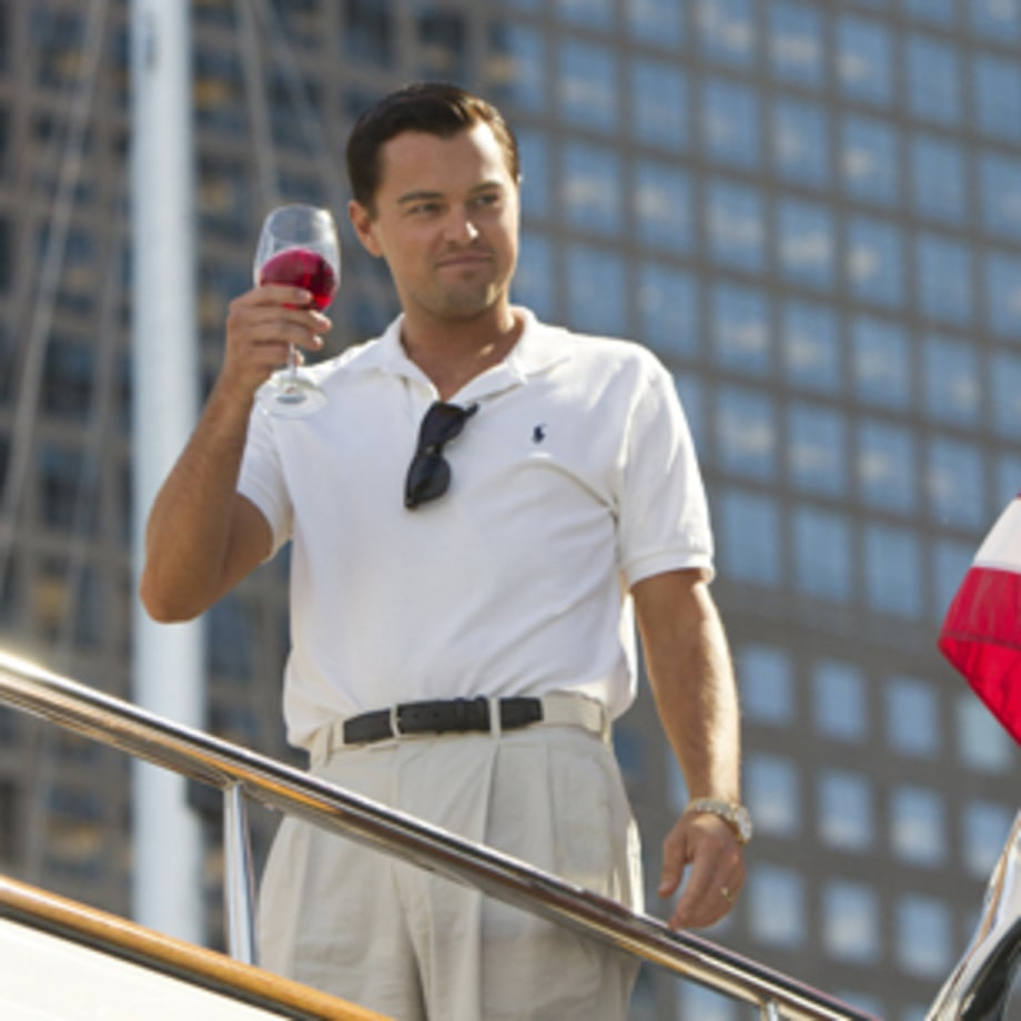 'The Wolf of Wall Street' (11/15)