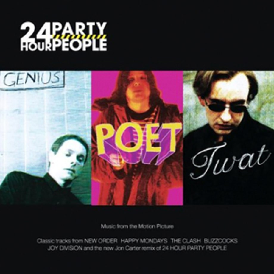 '24 Hour Party People' (2002)