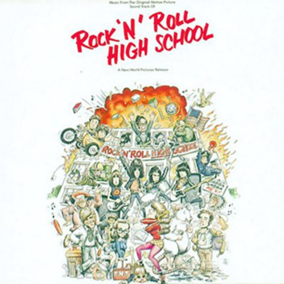 'Rock and Roll High School' (1979)