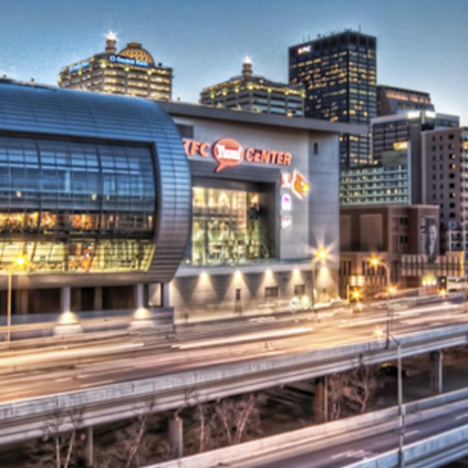 Kfc Yum Center Louisville Kentucky The Best Arenas