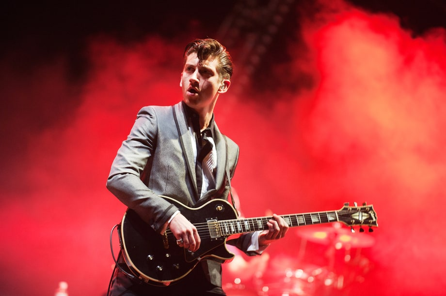 Arctic Monkeys,
