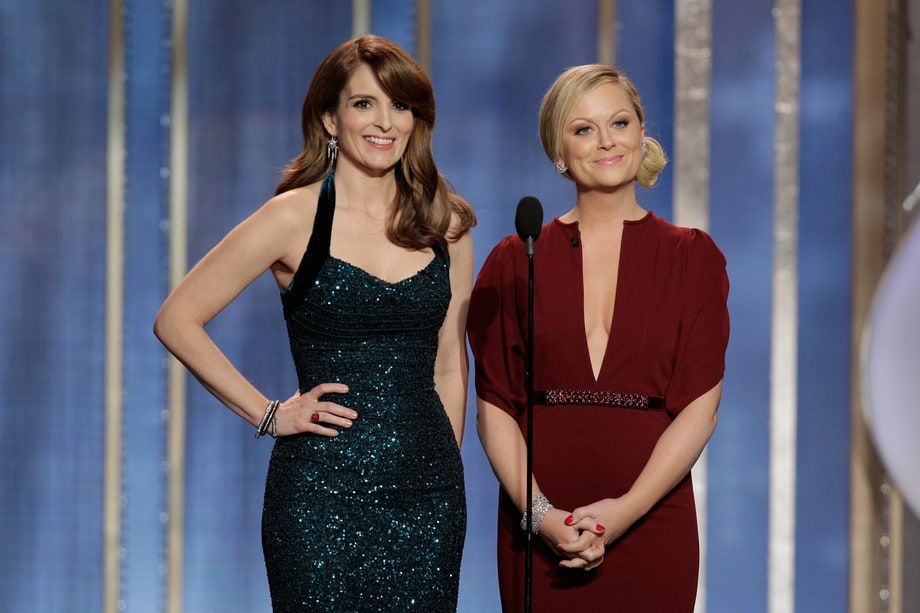 Amy Poehler and Tina Fey Host the Golden Globes