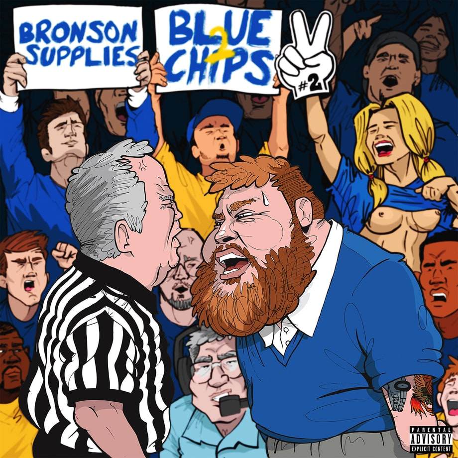 Action Bronson, 'Blue Chips 2'