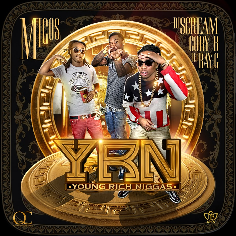 Migos, 'Young Rich Niggas'