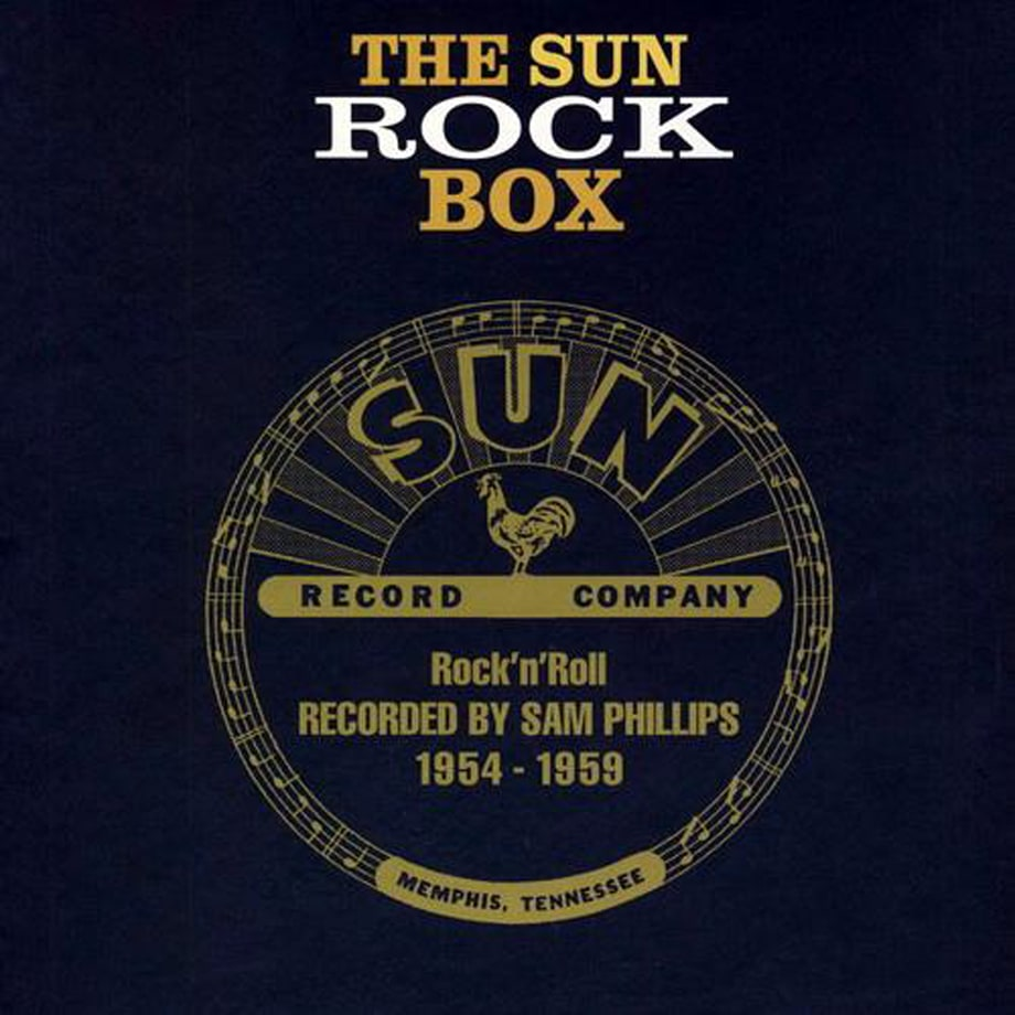 Various Artists, 'The Sun Rock Box 1954-1959'