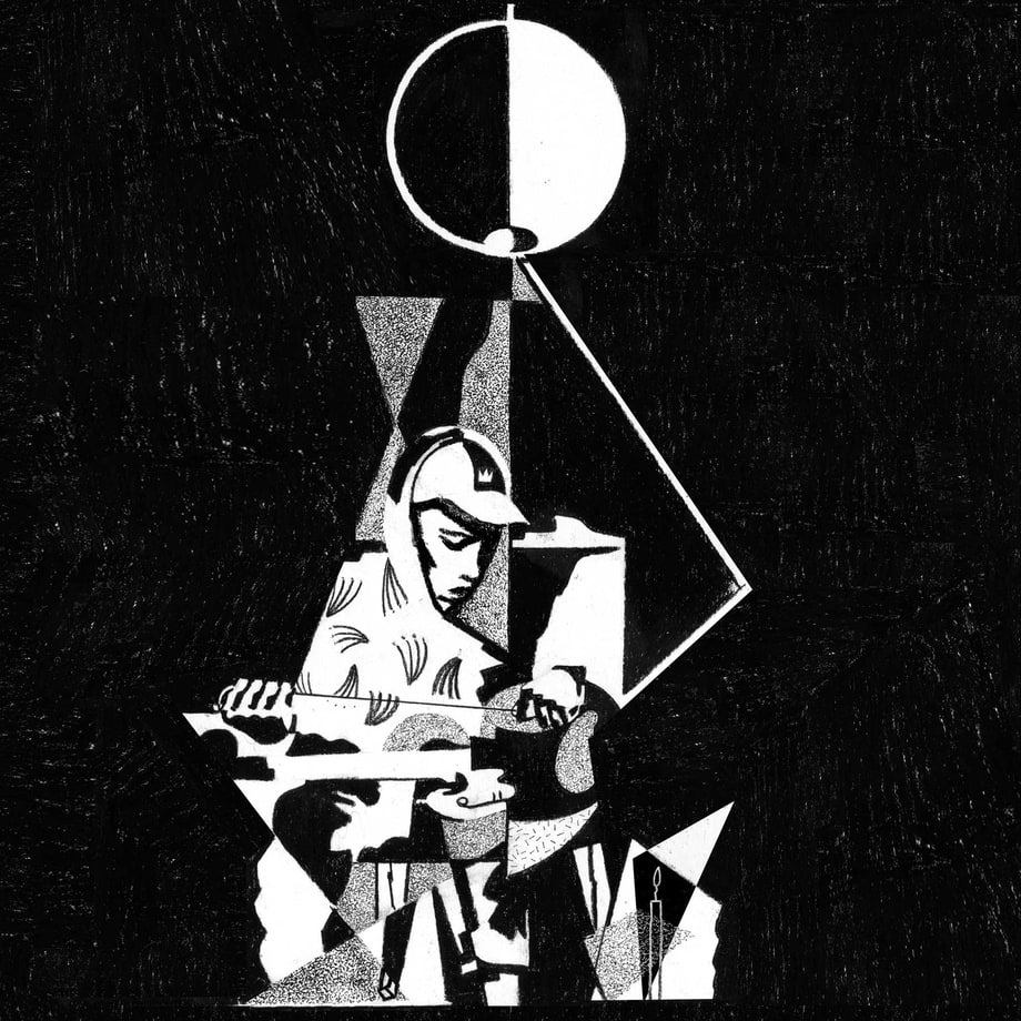 King Krule, '6 Feet Beneath the Moon'