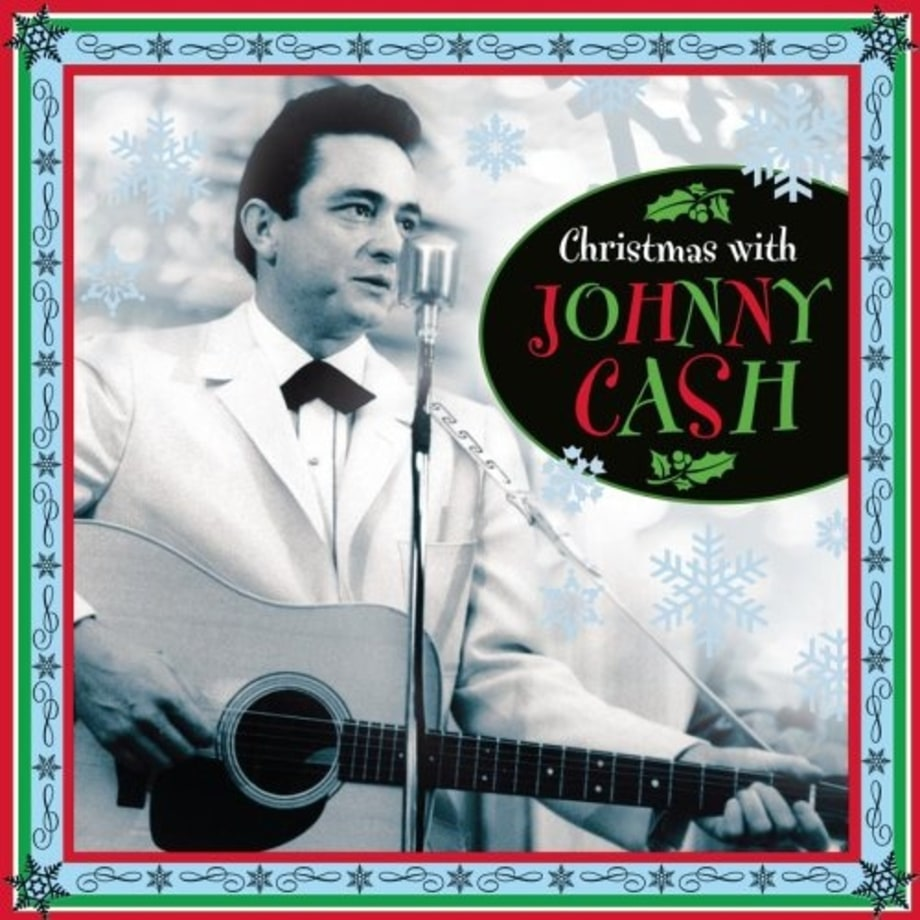 Johnny Cash, 'Christmas with Johnny Cash'