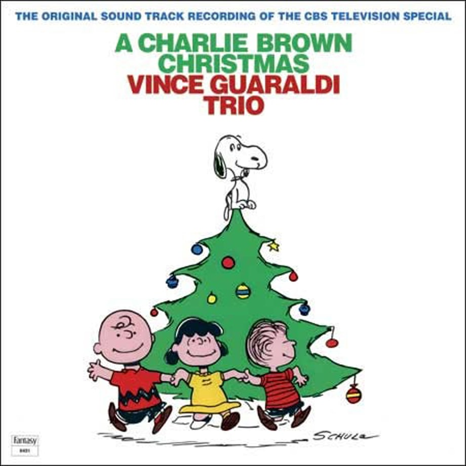 Vince Guaraldi Trio, 'A Charlie Brown Christmas'