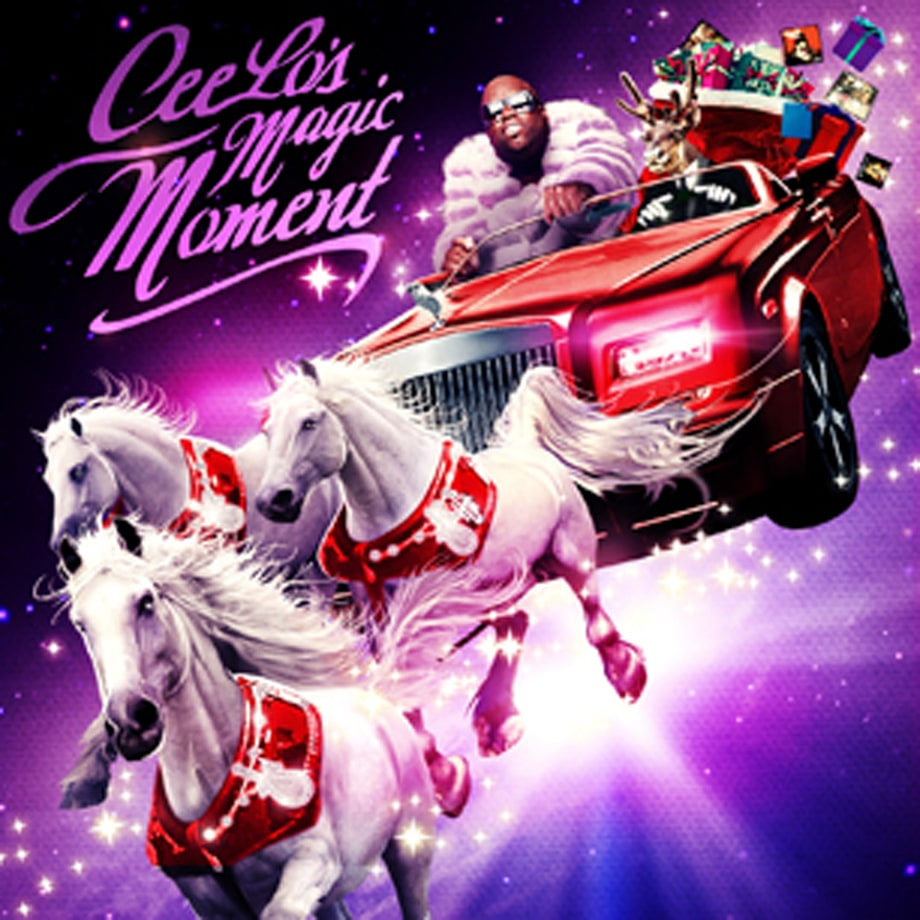 Cee Lo Green, 'Cee Lo's Magic Moment' | 40 Essential Christmas ...
