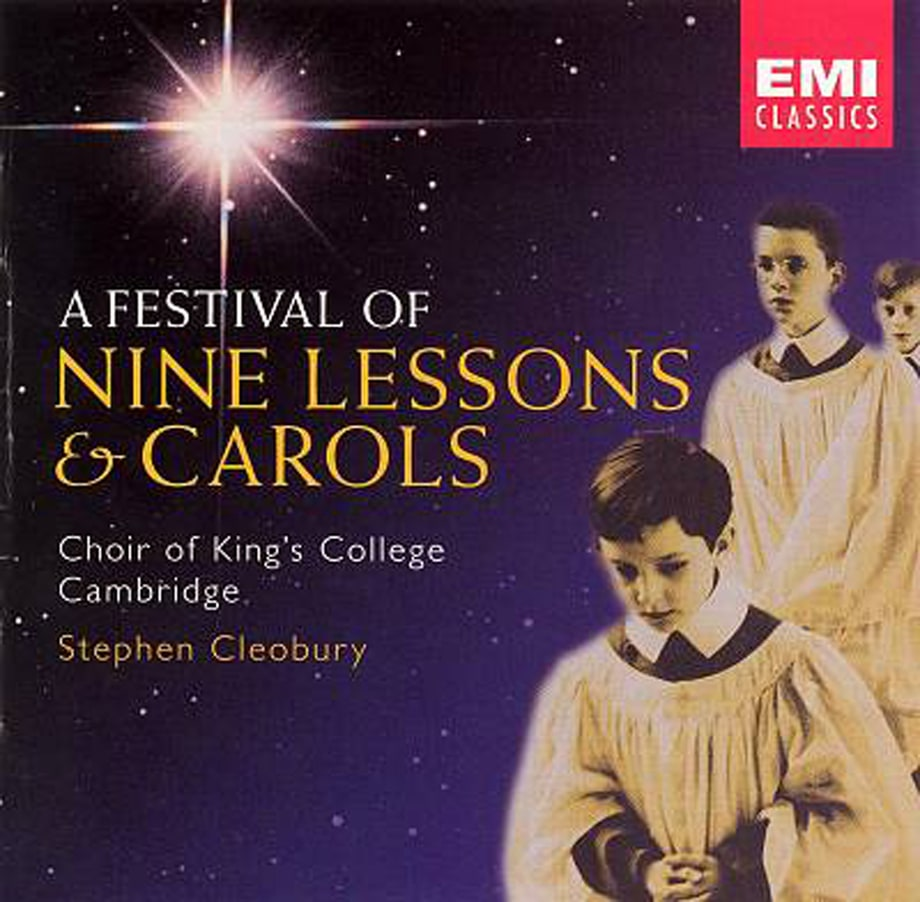Choir of Kings College (Cambridge), 'A Festival of Nine Lessons and Carols'