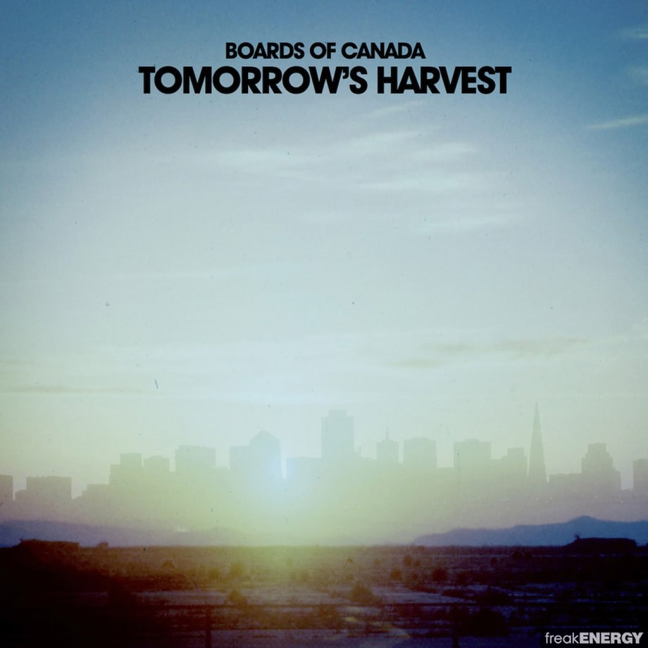 Boards of Canada, 'Tomorrow's Harvest'