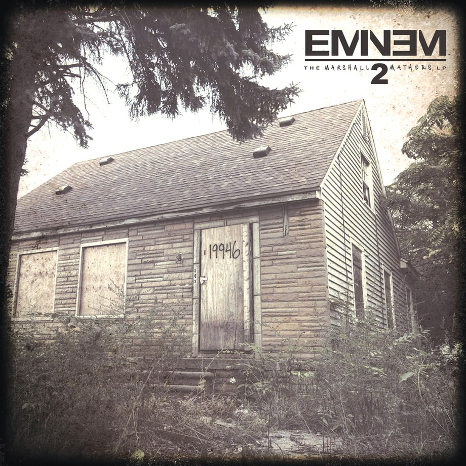 Eminem, 'Marshall Mathers LP 2'