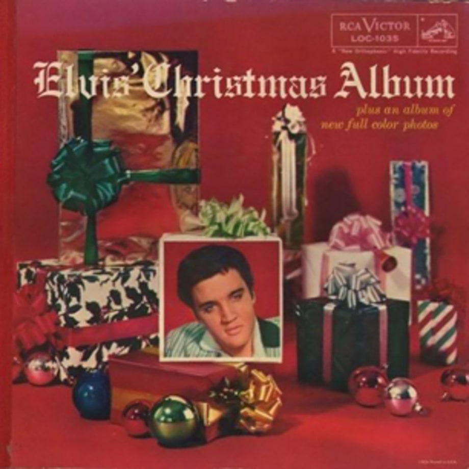 Elvis Presley Elvis Christmas Album 40 Essential