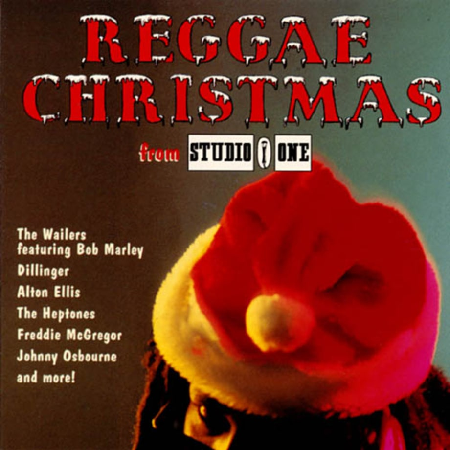 Various Artists, 'Reggae Christmas From Studio One' | 40 Essential ...